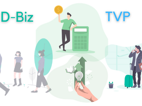 Get up to $900K grants from HKSAR Government, apply to D-Biz & TVP Programmes now.