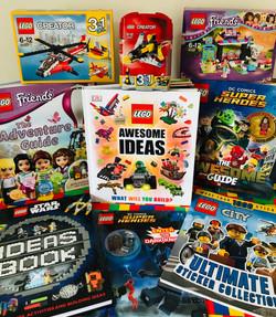 DIY Brick Parties Lego Gift