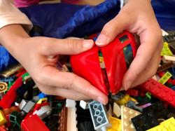Lego home build