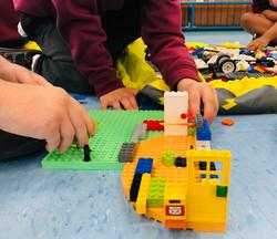 DIY Brick Parties in schools