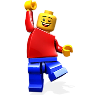 lego party minifigure