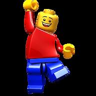 lego party minifigure