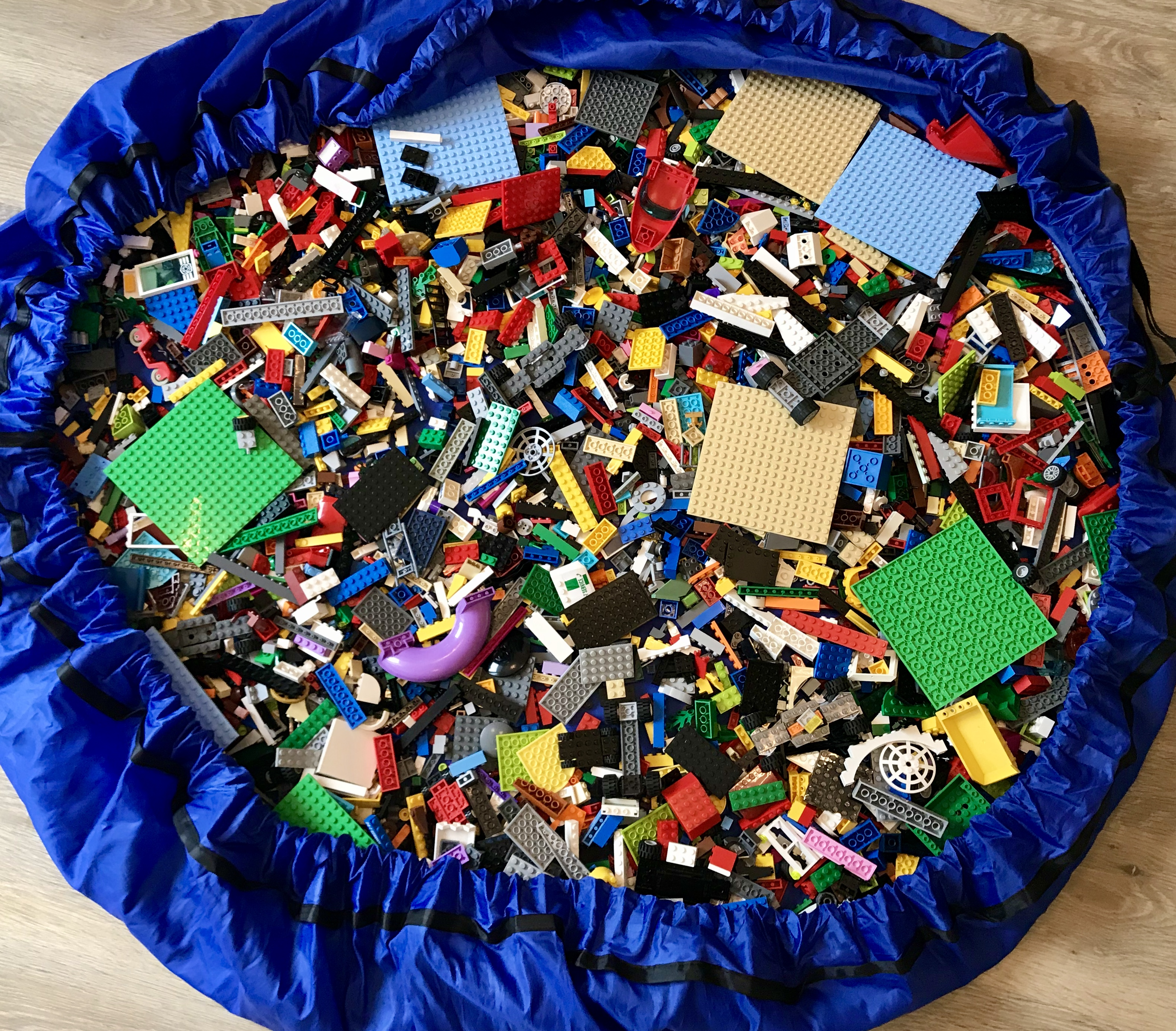 Lego @Home play pit