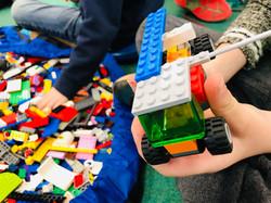 School vehicle build
