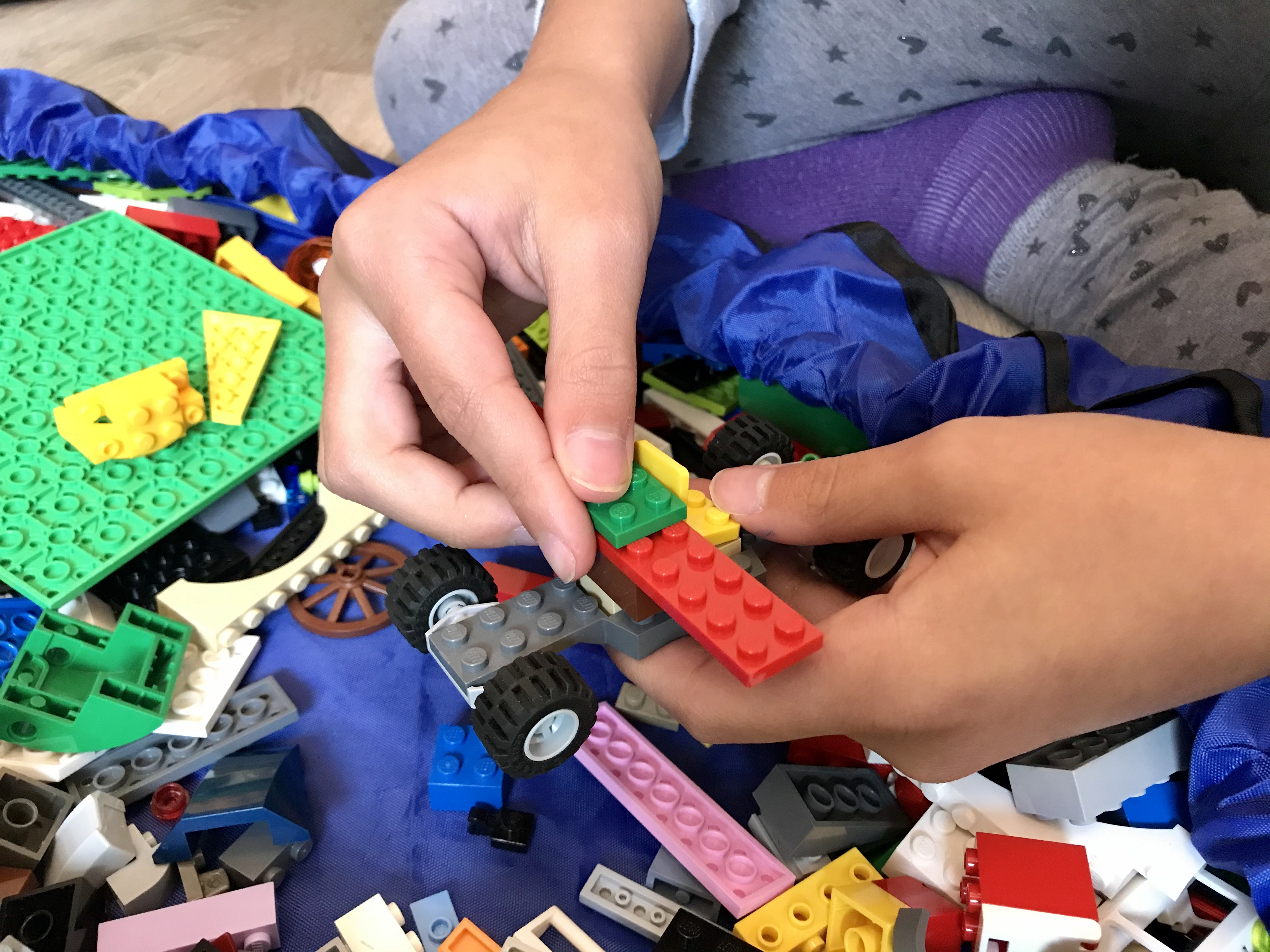Lego play date