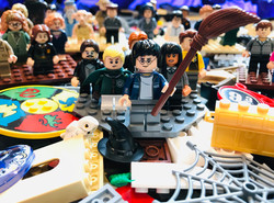 Harry Potter Lego Party