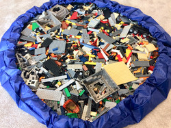 Open play pit (Star Wars)