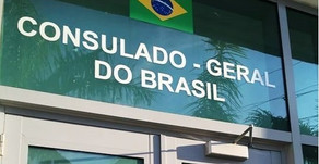 In Miami-Florida, City's Book visits the headquarters of the Consulate General of Brazil