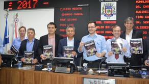 City's Book destaca atrativos e potencial de Sumaré SP Brasil 2017