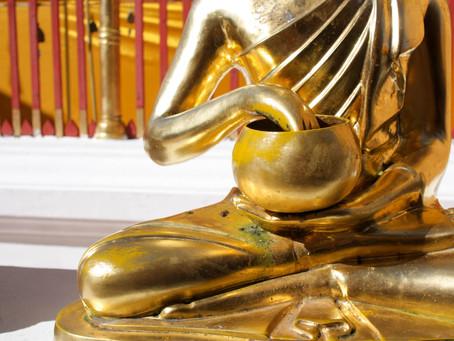Temple Life - Chiang Mai