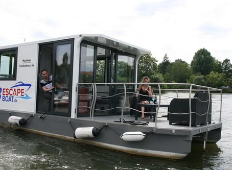 Das Escape Boat auf dem Main ist safe!