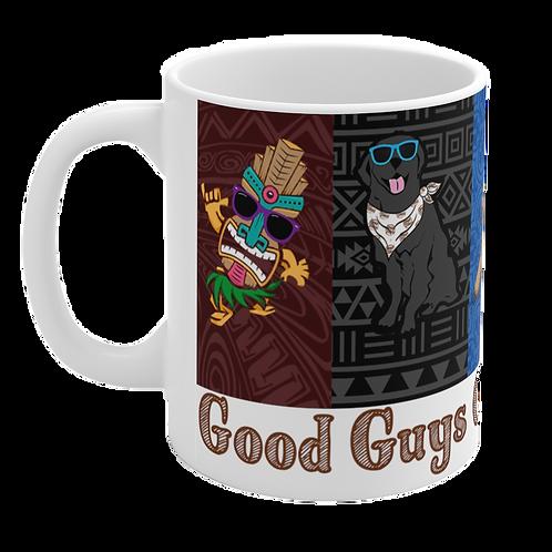 Character Mug 11oz