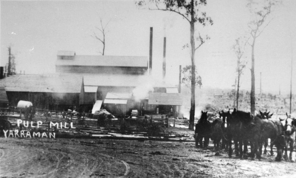 StateLibQld_1_118748_Yarraman_pulp_mill,_Queensland,_ca._1913