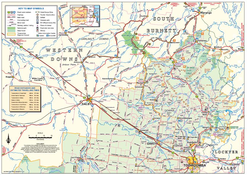 Yarraman Toowoomba Region