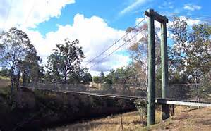 Cooyar Suspension Bridge