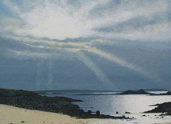 Rushy bay light