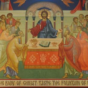 Pre-Communion Prayers