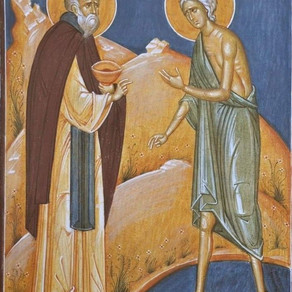 Canon to St Mary of Egypt
