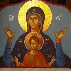 Moleben to the Theotokos