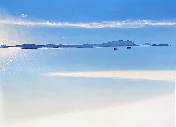 Tean from st Martins 4ft x 3ft