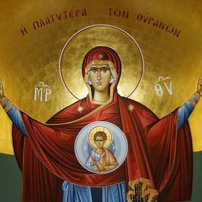Paraklesis to the Most Holy Theotokos
