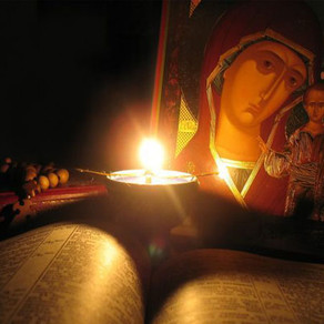 Small Compline (Evening Prayers)