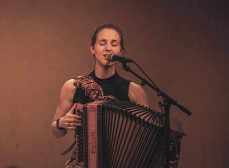 Steirische Harmonika Unterricht Barbara Ströbl