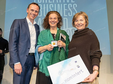 CREATIVE BUSINESS AWARD