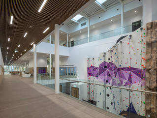 Sports and Wellness Centre, University of Warwick