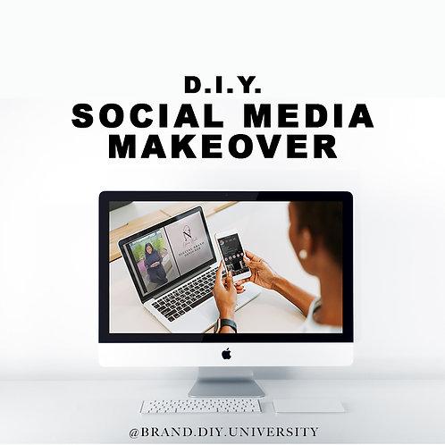 DIY SOCIAL MEDIA MAKEOVER