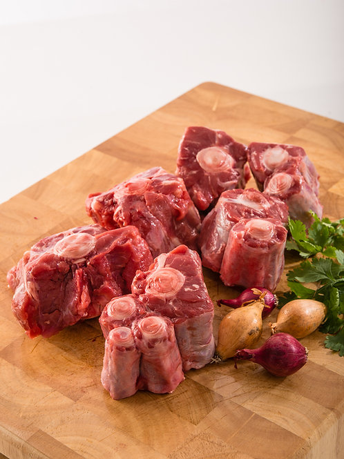 Ox Tail (Rabo) - Package 1LB aprox