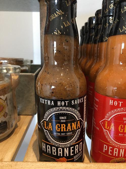 Extra Hot Sauce - La Grana - Habanero