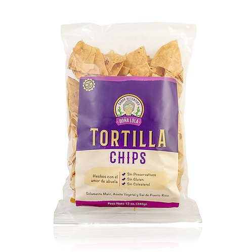 Tortilla Chips by Doña Lola