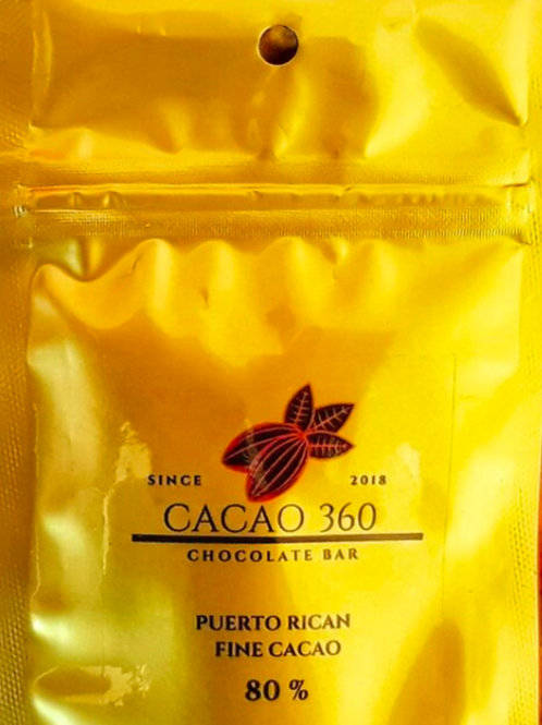 Cacao 360 - Chocolate Bars