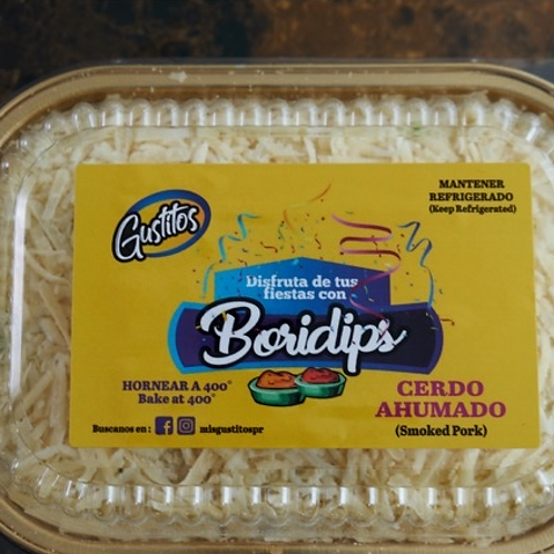 Boridips - Cerdo Ahumado