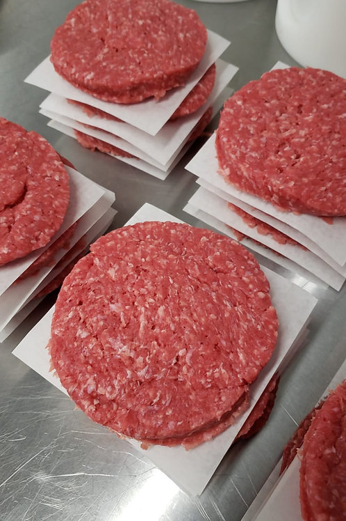 6 oz Ribeye Burger