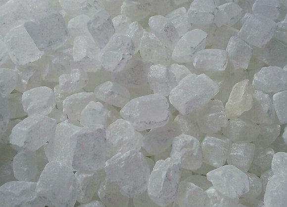 Azúcar Blanca en Rocas, Bolsa por 250g.