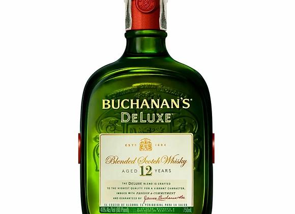 Whisky Buchanan´s D´Luxe x 750 ml