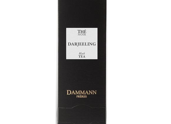 DARJEELING, BLACK TEA, BOX OF 24 ENVELOPED CRISTAL® SACHETS