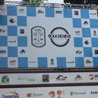 Campeonato de surf Bola de Neve