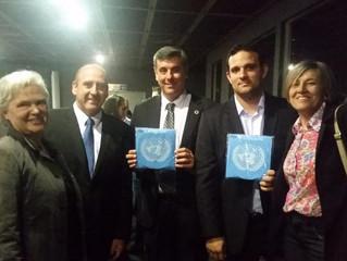 Palestra Haroldo  Machado Filho- agenda 2030 para o desenvolvimento sustentável.