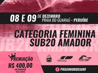 PULSE PRO JUNIOR 18 BRASILEIRO