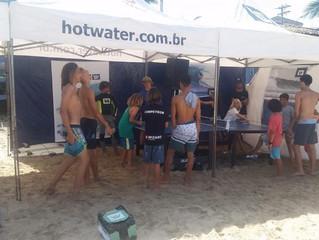 Etapa Hangloose Surf Attack- Guarujá.