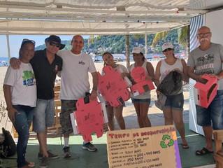 Vida Marinha-educação Ambiental (Praia do Gonzaguinha-São Vicente).