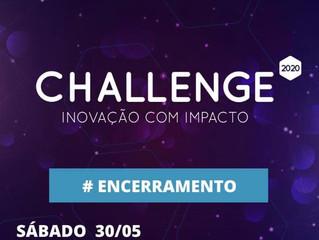 Challenge 2020 Inovação com Impacto.