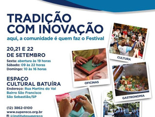 Festival Tecendo as Águas