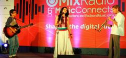 MIXRADIO MUSIC CONNECTS, MUMBAI