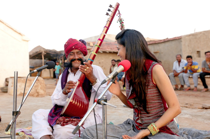 Life of a Folk Musician in India