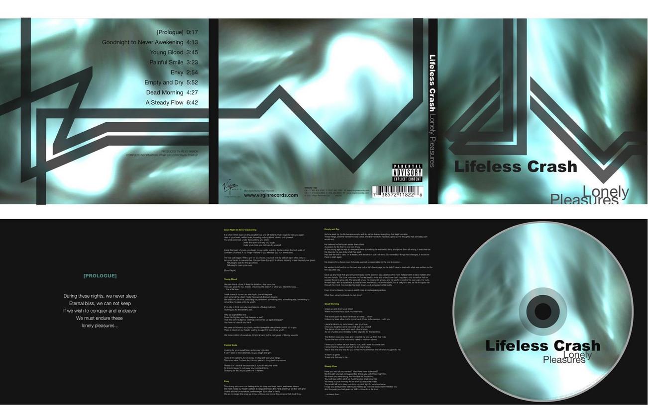 Misc. Band CD design