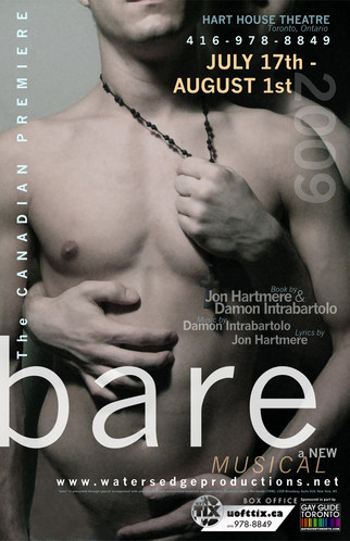 Bare: The Musical Poster 1